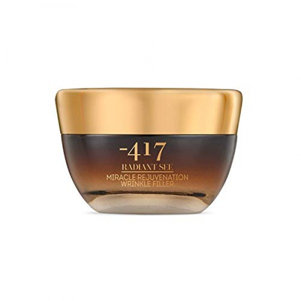 -417 Dead Sea Cosmetics MiracleI Rejuvenation Wrinkle Filler With...