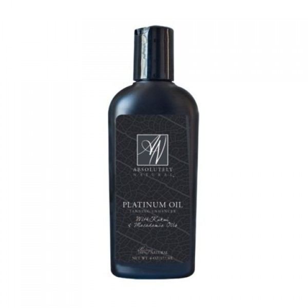 Absolutely Natural Platinum Tanning Oil