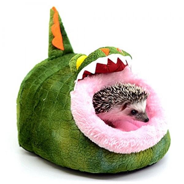 Alfie Pet - Jocelyn Sleeping Cave Bed for Small Animals Like Dwar...