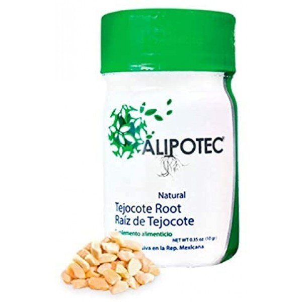 Original Alipotec Tejocote Root Treatment - 1 Bottle (3 Month Tre...