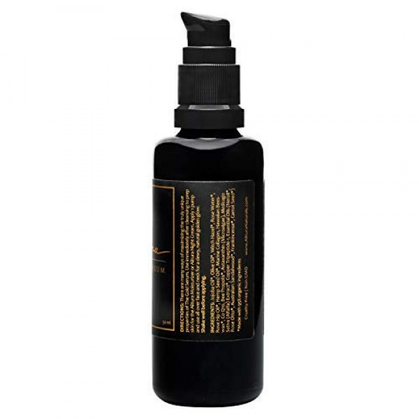 Alitura Gold Serum. Improves Skin Collagen and Reduces Wrinkles. ...