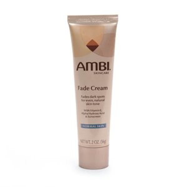 Ambi Skin Discoloration Fade Cream, for Normal Skin, 2 oz, 6 Pack