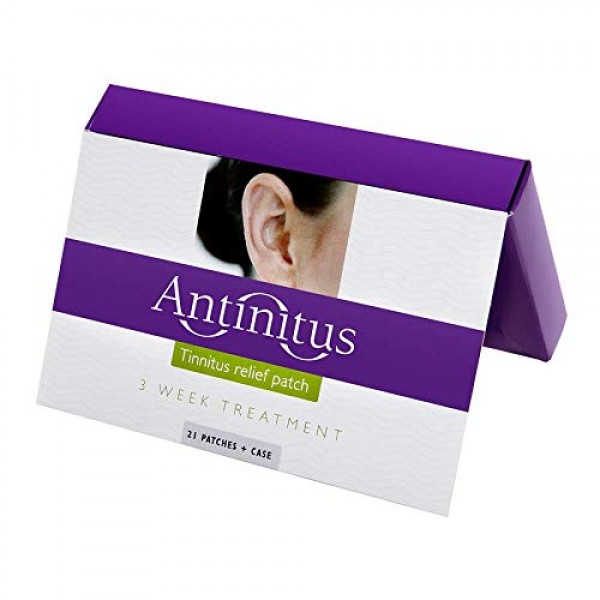 Antinitus Relief Patch Tinnitus Treatment