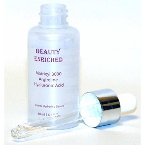Beauty Enriched 1 Oz Matrixyl 3000 Argireline Hyaluronic