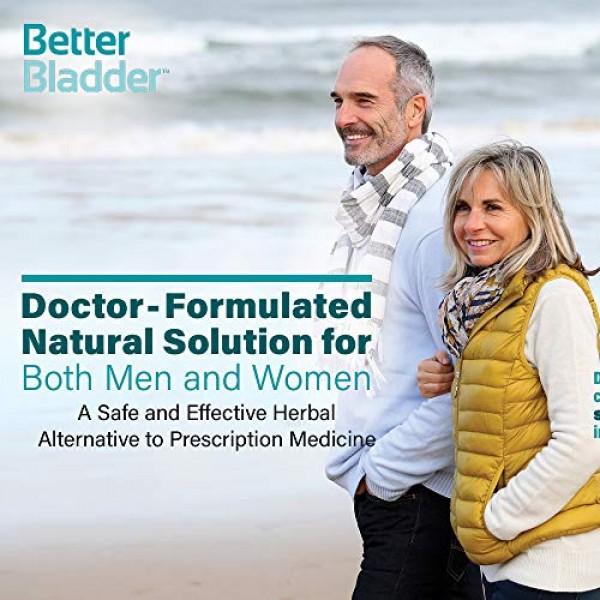 Better Bladder Control Supplement for Women & Men – Bladder Suppo...