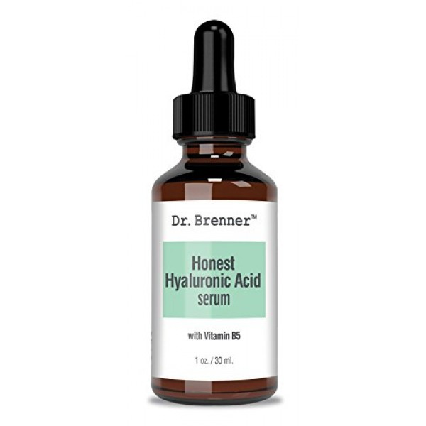 1 oz. Hyaluronic Acid Serum For Skin, Made with 100% Pure Hyaluro...