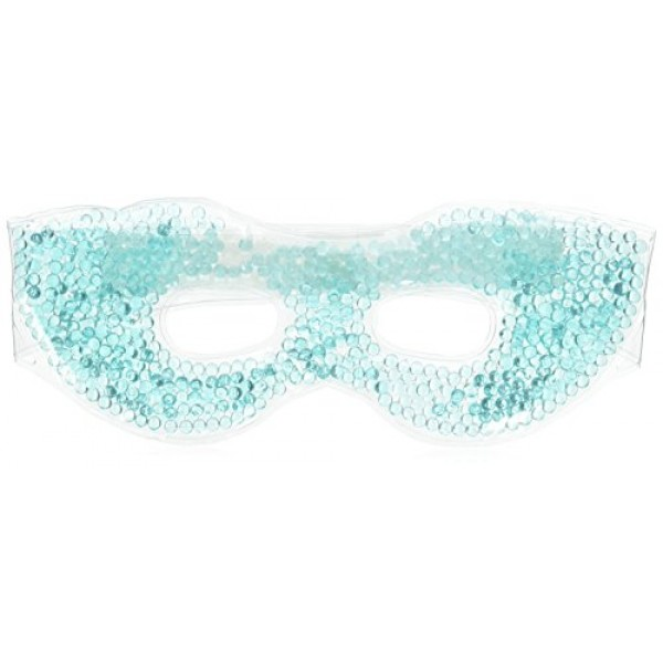 Hot / Cold Therapeutic Bead Pearl Gel Eye Masks 1 Assorted Color...