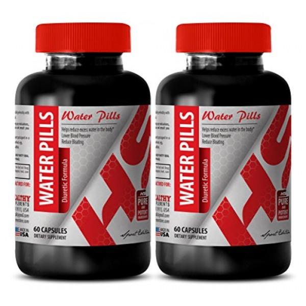Watermelon Extract Capsules - Water Pills Diuretic Formula - Boos...