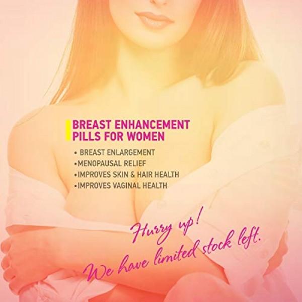 Natural Pueraria Mirifica Daily 1000 Milligram - Breast Enhanceme...