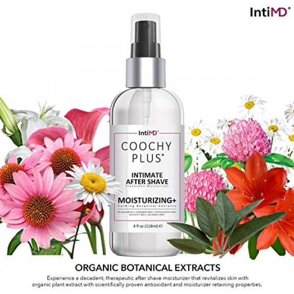 Coochy Plus Intimate Shaving Complete Kit - SWEET DIVA & Organic ...