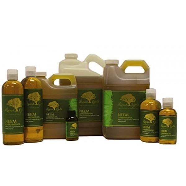 16 Fl.oz Premium Neem Oil Hair Growth & Scalp Skin Care Moisturiz...