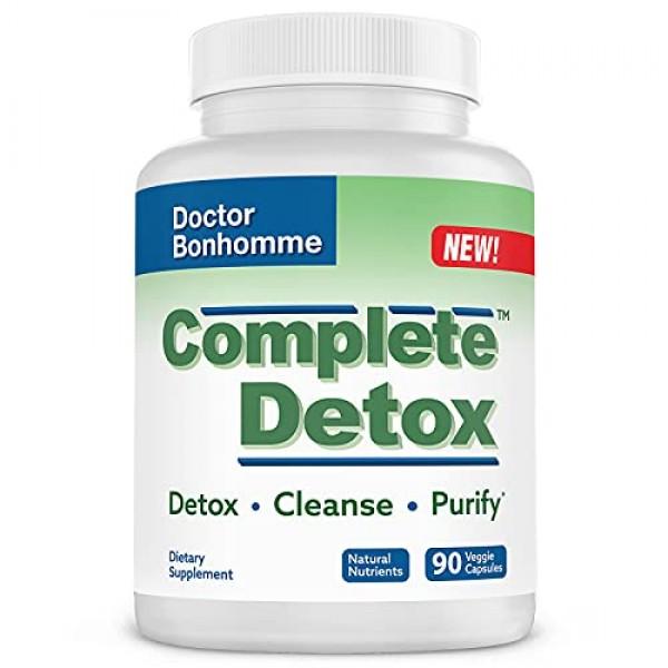 Longevity Complete Detox [New Formula] - Rapid Whole Body Detox -...