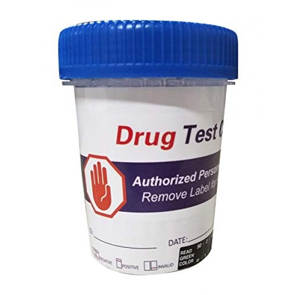Magenta 12 Panel Instant Drug Test Cup THC-COC-MOP-AMP-MAMP-PCP-...