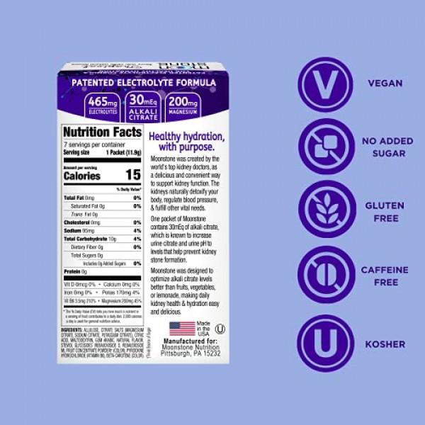Moonstone Nutrition Kidney Health Drink Mix – Kidney Cleanse & Su...