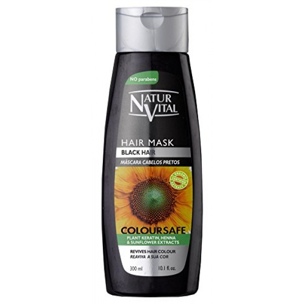 Colouring Hair Mask - Repairs and Colours - 300 Ml / Natural & Or...