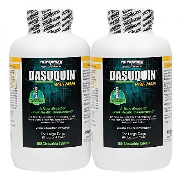 2 pack Dasuquin 300 ct