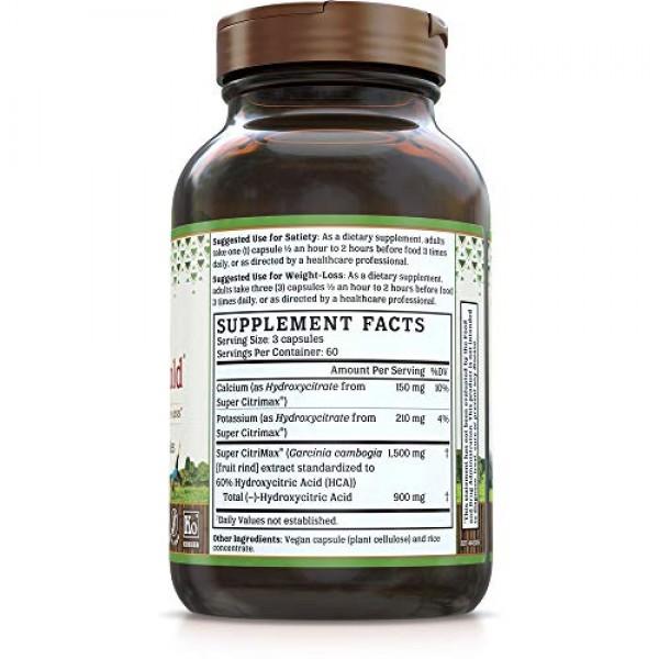 Garcinia Cambogia Extract - 100% Pure Garcinia Cambogia Gold - 50...