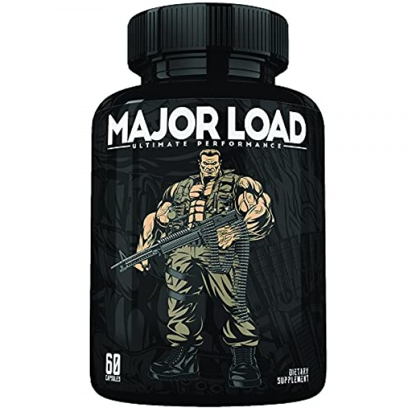 Ultimate Test Booster for Men - Male Enhancing Pills - Enlargemen...