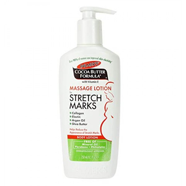 Palmers, Cocoa Butter Formula, Massage Lotion for Stretch Marks,...