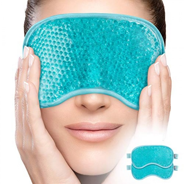 PerfeCore Facial Mask - Get Rid of Puffy Eyes - Migraine Relief, ...