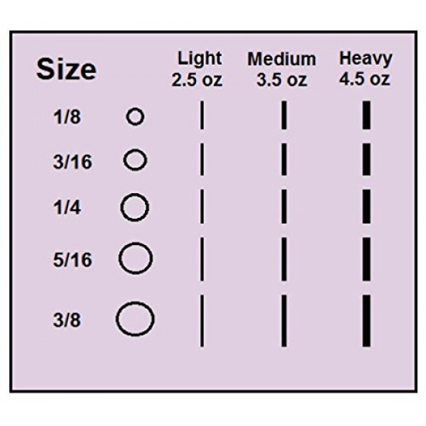 1/4 Inch Orthodontic Elastic Rubber Bands, 100 Pack, Natural, Lig...