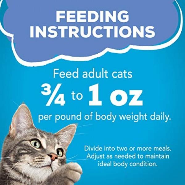 Purina Friskies Wet Cat Food, Shreds With Ocean Whitefish & Tuna ...