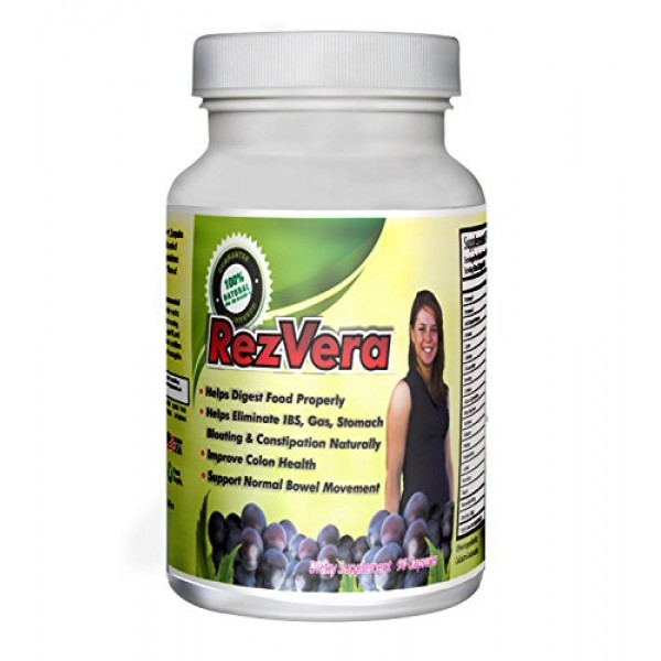 #1 Best All Natural Digestive Supplement for IBS Irritable Bowel ...