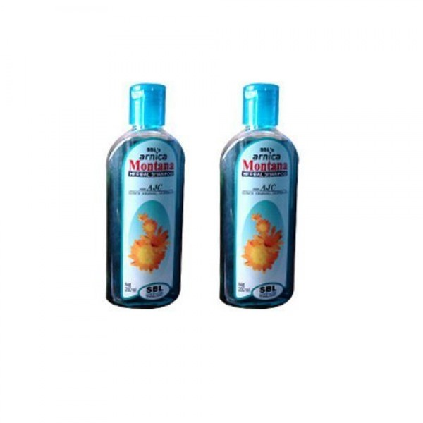2 pack X SBLs Arnica Montana Herbal Shampoo