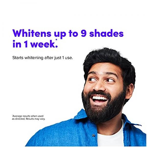 SmileDirectClub Teeth Whitening Gel Kit with LED Light - 8 Pack P...
