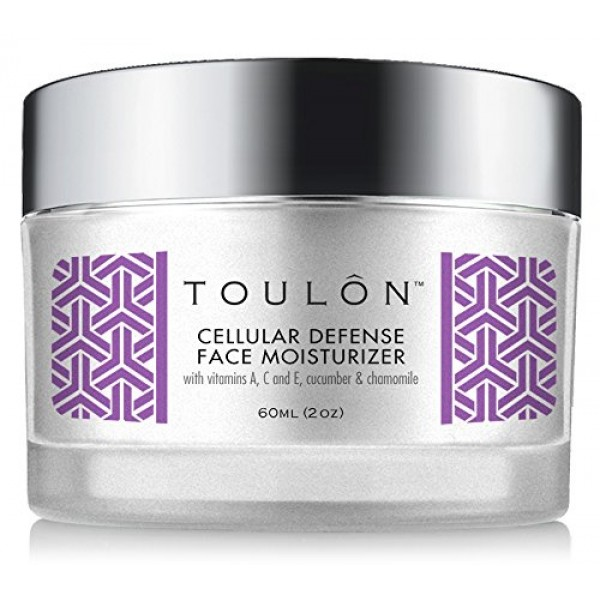 Antioxidant Moisturizer for Face with Vitamin A,C,E,Cucumber and ...