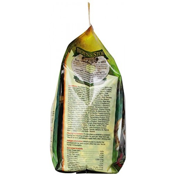 F.M. Browns Tropical Carnival Gourmet Pet Rabbit Food with High-...